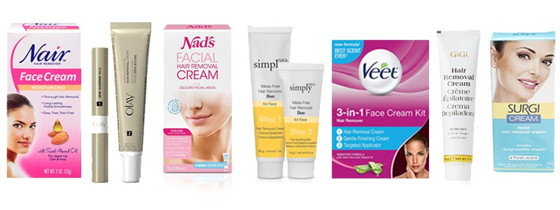 Top 12 Best Facial Hair Removal Cream Reviews And Buying Guide